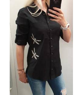 Marškiniai su laumžirgiais