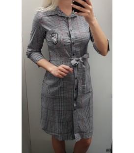Languota marškinukų tipo suknelė
