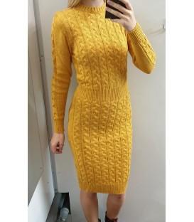 Megzta suknelė
