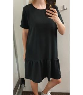 Laisva plona suknelė + didesni dydžiai