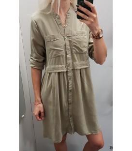 Laisva marškinukų tipo suknelė